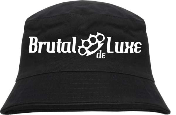 Fischerhut - BRUTAL DE LUXE - Schlagring - Bucket Hat