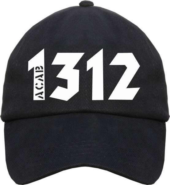 1312 Cappy - ACAB CRASS - Baseball Cap
