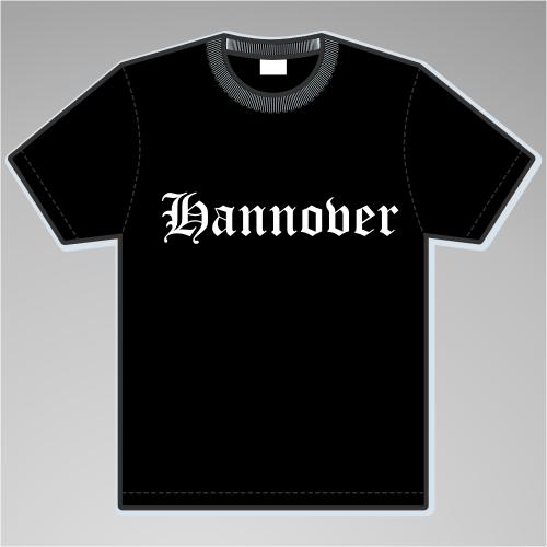 HANNOVER T-Shirt + Altdeutsch