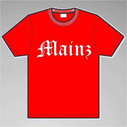 MAINZ T-Shirt + Altdeutsch