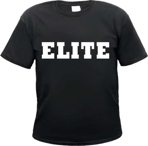 ANGEBOT: Elite T-Shirt + schwarz/weiss