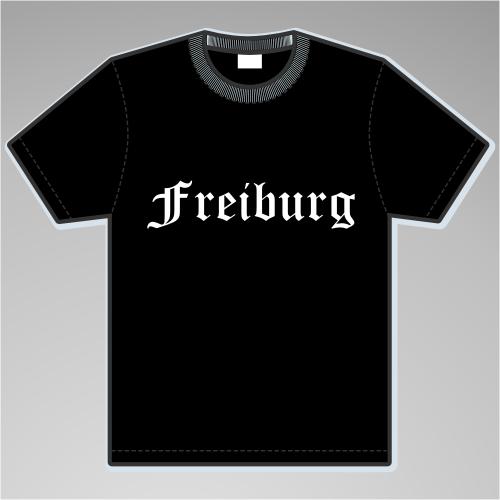 FREIBURG T-Shirt + Altdeutsch