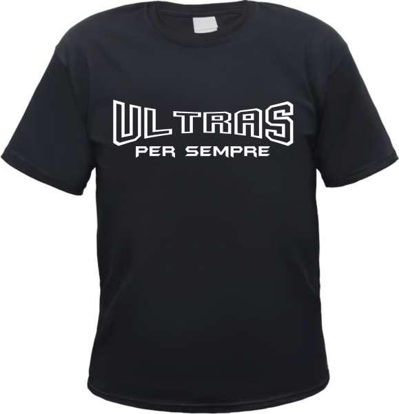 Ultras Per Sempre T-Shirt - Schwarz