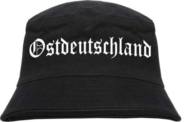 Ostdeutschland Fischerhut - Altdeutsch - Bucket Hat