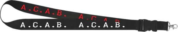 Schlüsselband - A.C.A.B.