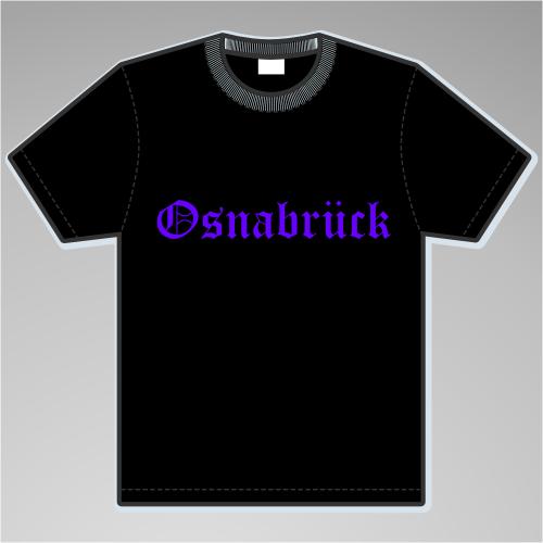Osnabrück T-Shirt + Altdeutsch
