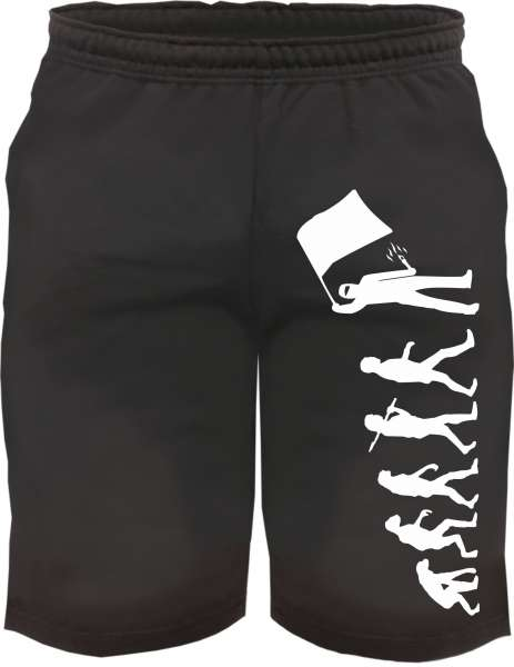 Sweatshorts - ULTRAS EVOLUTION - Schwarz