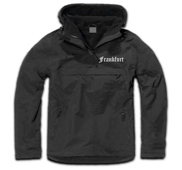 FRANKFURT Windbreaker Jacke - Bestickt