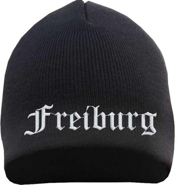 FREIBURG Beanie - bestickt - Mütze