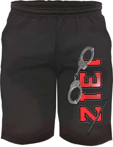 Sweatshorts - 1312 Handschellen - Kurze Jogginghose