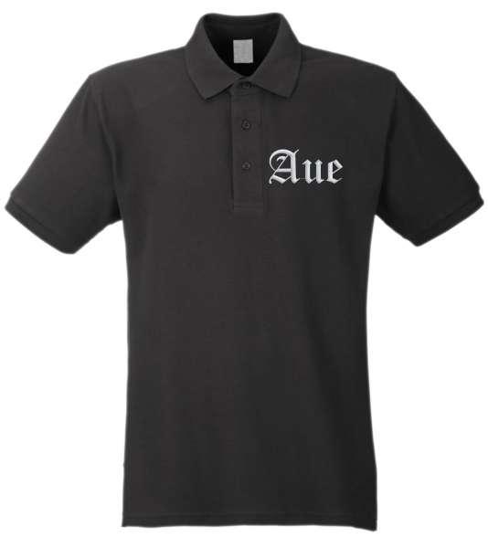 AUE Poloshirt - bestickt-