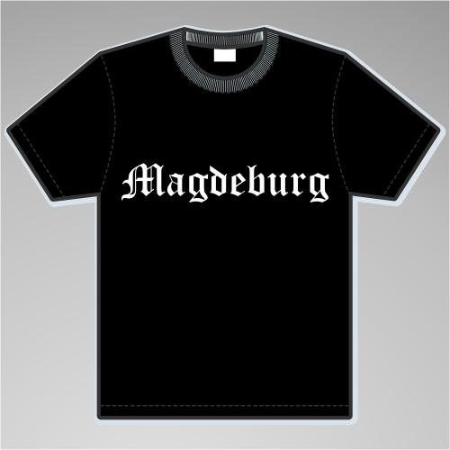 MAGDEBURG T-Shirt + Altdeutsch