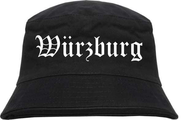 WÜRZBURG Fischerhut - Bucket Hat