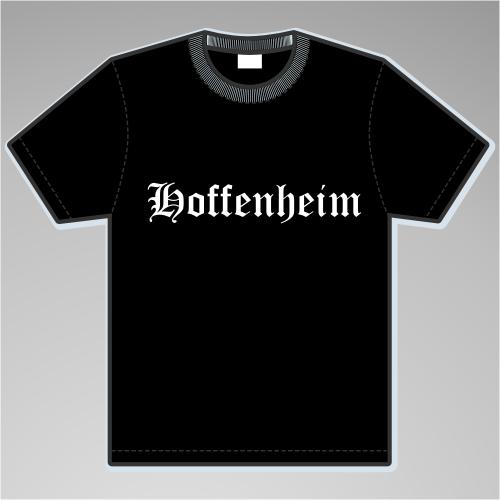 HOFFENHEIM T-Shirt + Altdeutsch