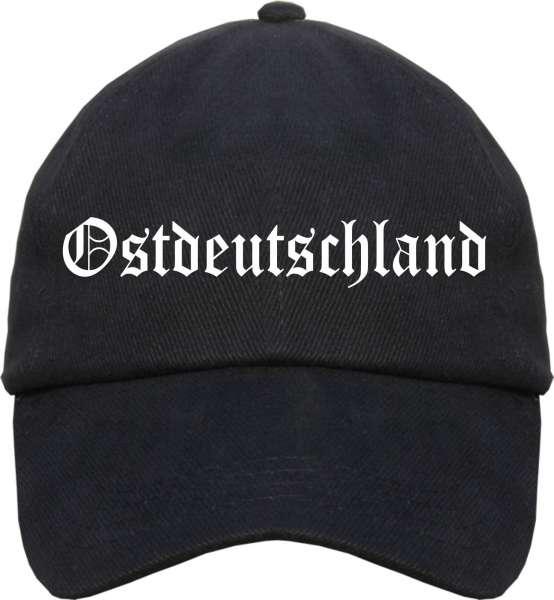 Ostdeutschland Cappy - Altdeutsch - Schirmmütze