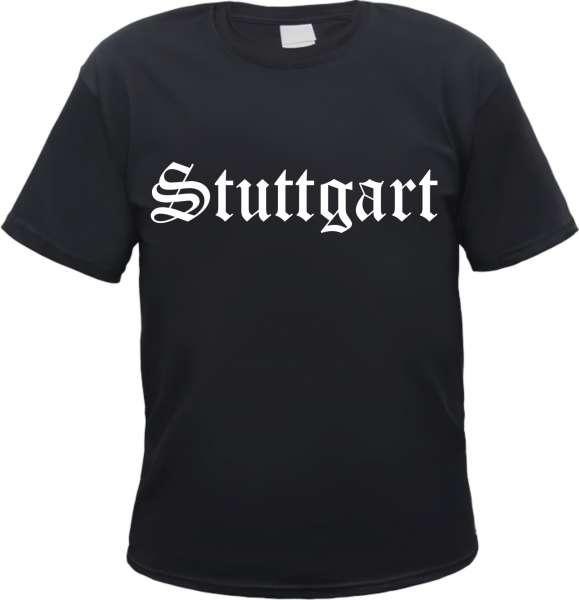 STUTTGART T-Shirt - Altdeutsch