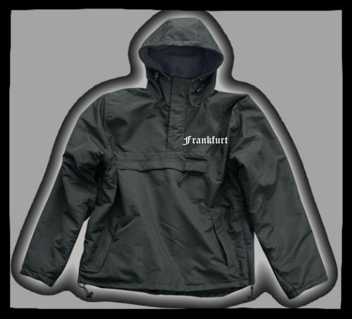 FRANKFURT Windbreaker / Stormfighter Jacket + bestickt