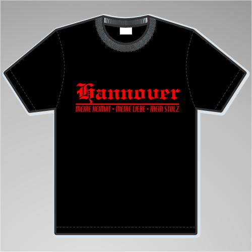 HANNOVER T-Shirt + Meine Heimat + versch. Farben