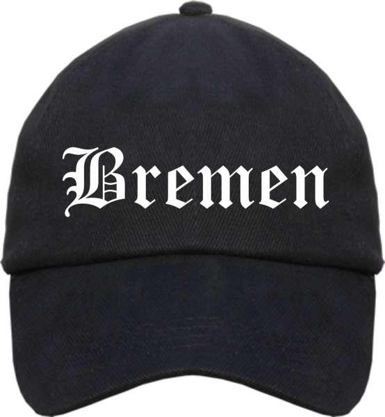 Bremen Cappy - Altdeutsch - Schwarz
