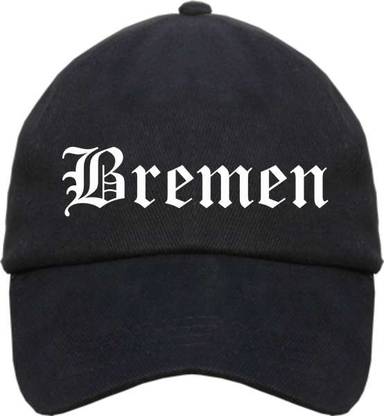 BREMEN Cappy - Schwarz/Weiss