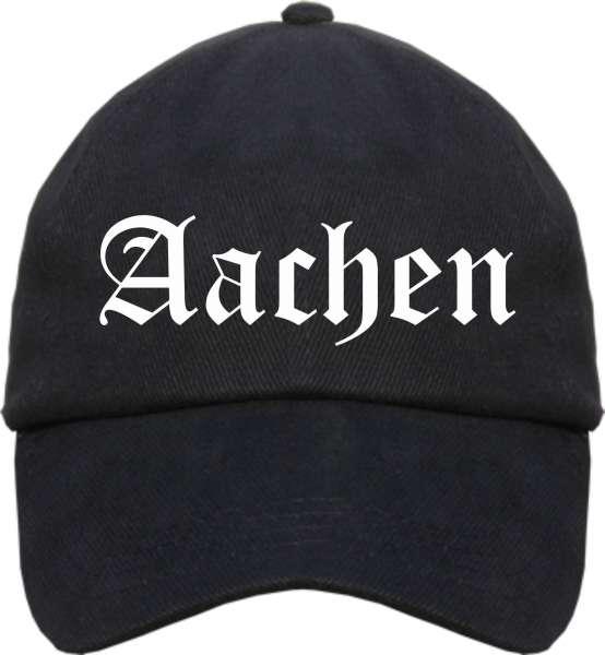 Aachen Cap - Altdeutsch - Schwarz