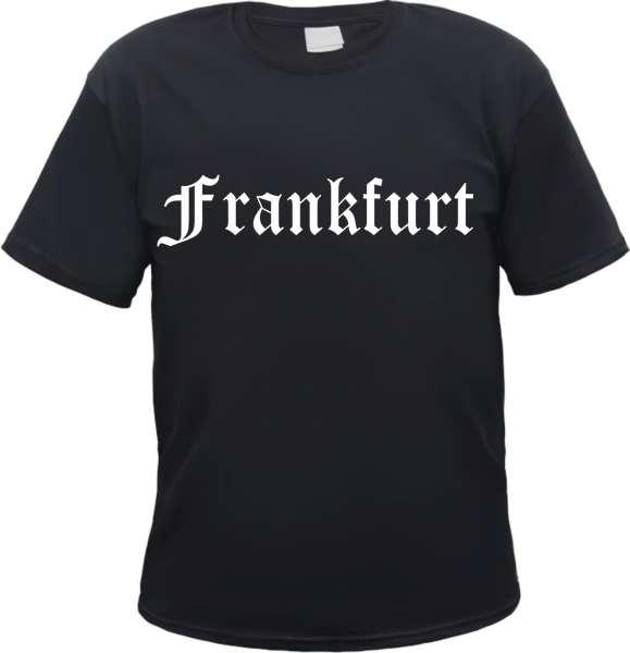 FRANKFURT T-Shirt - Altdeutsch
