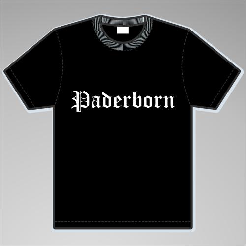 PADERBORN T-Shirt + Altdeutsch