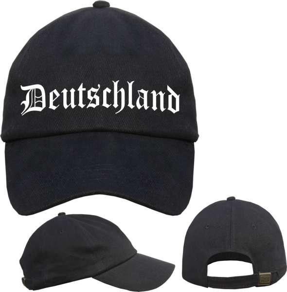 Deutschland Cap - Altdeutsch - Schirmmütze