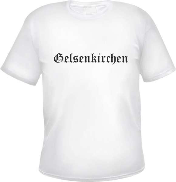 GELSENKIRCHEN T-Shirt - Altdeutsch - versch. Farben