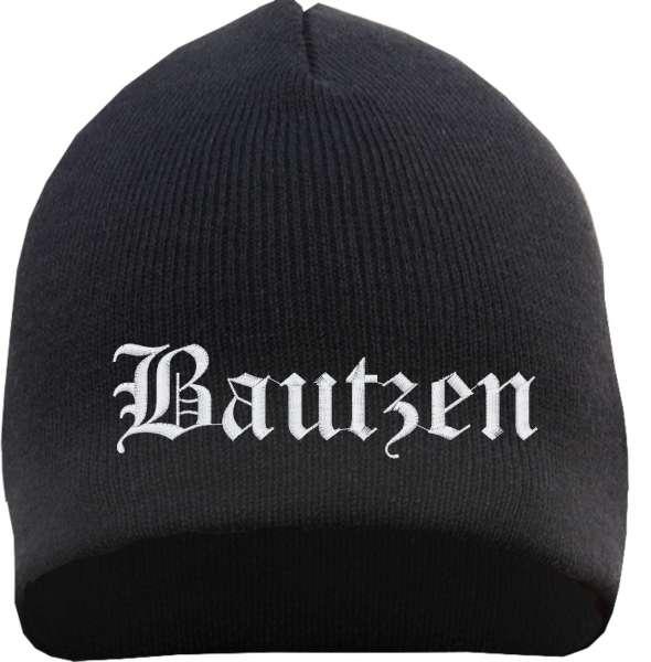Bautzen Beanie - bestickt- Mütze