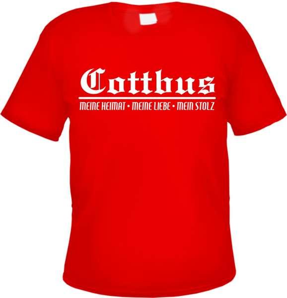 COTTBUS T-Shirt + Meine Heimat + Versch. Farben